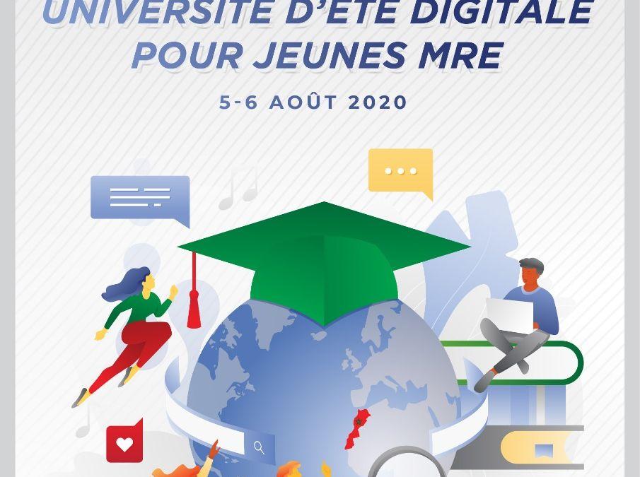 Comunicado de prensa: Universidad de Verano Digital para jóvenes MRE