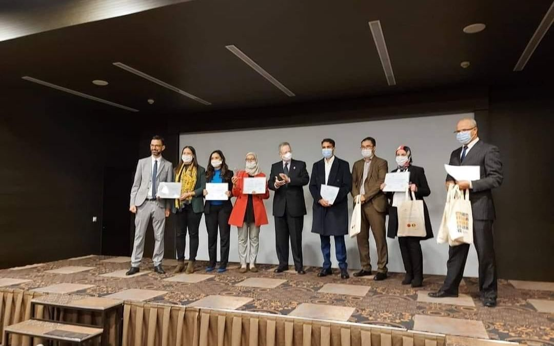 DIGITALIZATION: 2nd prize of honor at the IDARATHON2020 competition