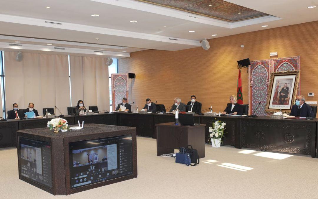 Réunion du comité technique – Commission ministérielle chargée des Marocains Résidant à l'Etranger et des Affaires de la Migration