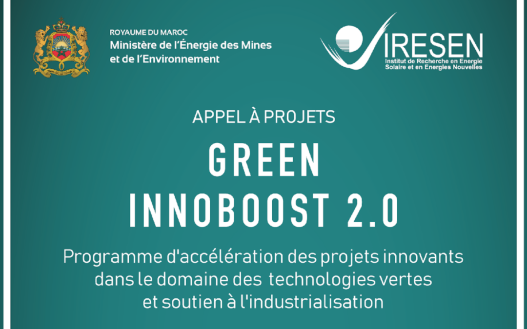 Call for projects – IRESEN