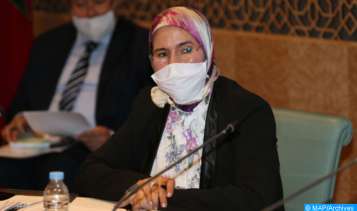 Morocco Supports Peace Process as Strategic Choice for Settlement of Palestinian-Israeli Conflict – Delegate Minister