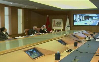 """لقاء رفيع المستوى حول موضوع """"الانتعاش الاقتصادي بالمغرب: تعبئة الكفاءات ورجال الأعمال والمستثمرين المغاربة عبر العالم، كرافعة للتعاضد والتآزر"""""""