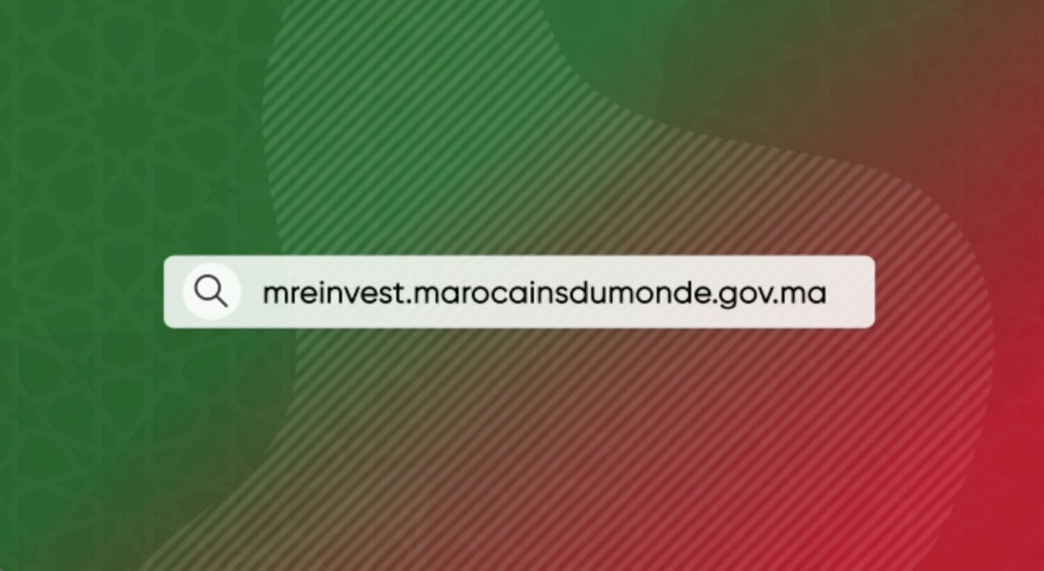 The Delegate Ministry in charge of Moroccans Living Abroad launches its new MRE Invest portal