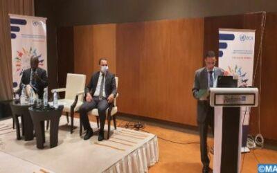 Ateliers sur le PMM : La politique migratoire du Maroc et son expérience en la matière mises en avant à Dakar