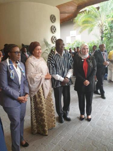 6ème Forum régional africain pour le développement durable