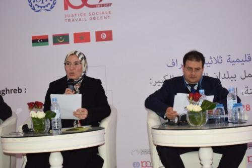 """Atelier sous-régional pour le projet """"AMAM"""" sur les données de migration de main-d'œuvre dans les pays du Maghreb"""