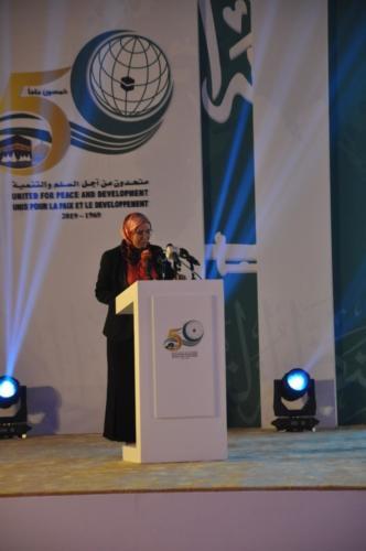 Célébration du 50e anniversaire de l'Organisation de Coopération Islamique