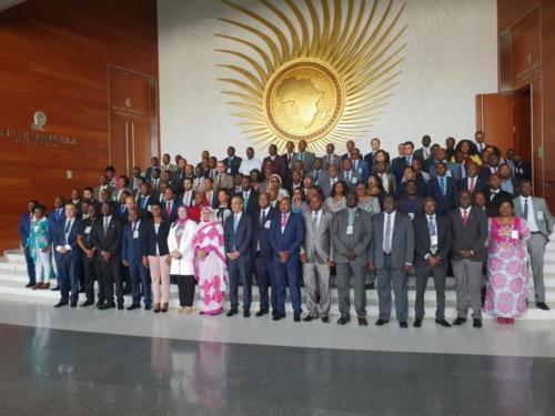 Comité technique spécialisé sur la migration les réfugiés et les personnes déplacés internes à Addis-Abeba