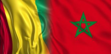 GUINEA VOICES FULL SUPPORT FOR MOROCCO'S PEACEFUL, LEGAL AND NON-OFFENSIVE ACTION