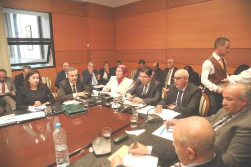Examen du projet de budget des affaires étrangères, de la coopération africaine et des MRE