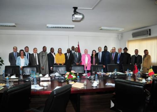 mémorandum d'entente signé entre le Maroc et le Mali